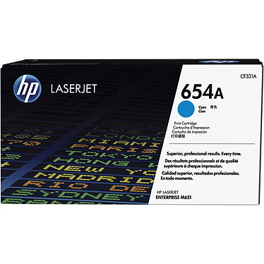 HP CF331A Toner Cyan (15000 pages à 5%)