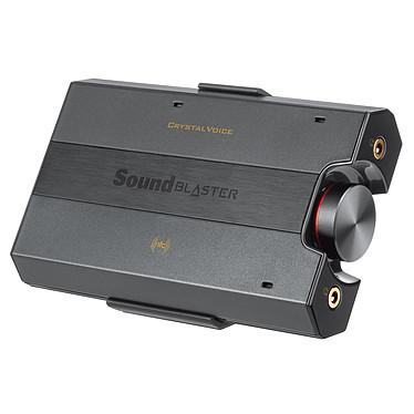 Creative Sound Blaster E5 Convertisseur DAC haute résolution / amplificateur portable externe (USB)