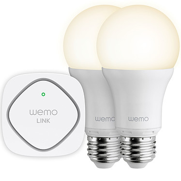 Belkin WeMo LED Smart Light bundle