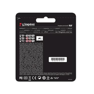 Acheter Kingston SDCA3/32GB