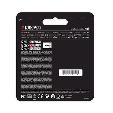 Acheter Kingston SDCA3/64GB
