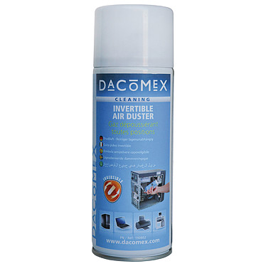 Dacomex bombe dépoussiérante multiposition à air comprimé (150 g)