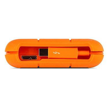 Avis LaCie Rugged Thunderbolt SSD 500 Go