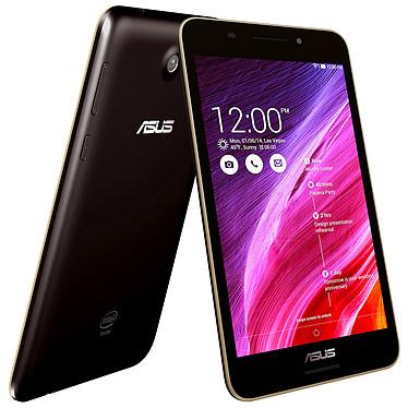 "ASUS fonepad 7 FE375CXG-1A023A Noir Tabphone - Intel Atom Z3530 1 Go 8 Go 7"" LED IPS Tactile Wi-Fi N/Bluetooth/3G Webcam Android 4.4"