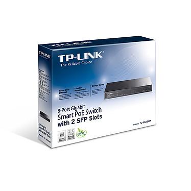 Opiniones sobre TP-LINK TL-SG2210P