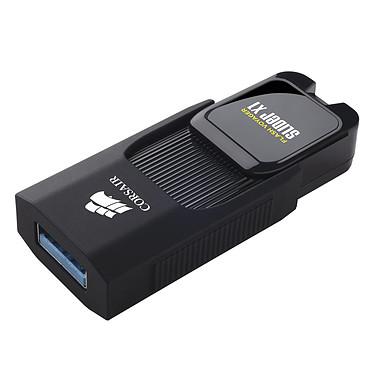 Opiniones sobre Corsair Flash Voyager Slider X1 USB 3.0 256 Go