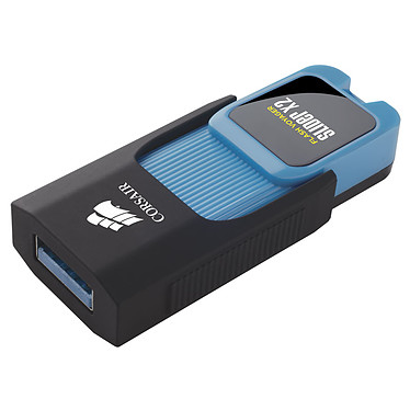 Avis Corsair Flash Voyager Slider X2 USB 3.0 64 Go