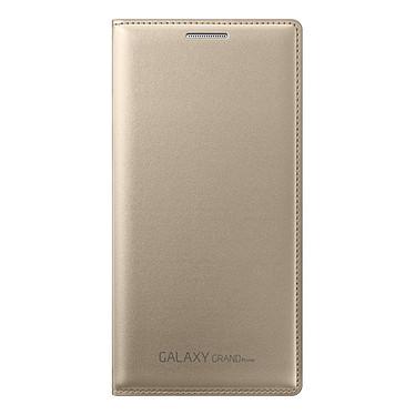 Samsung Flip Cover Or Samsung Galaxy Grand Prime Etui folio pour Samsung Galaxy Grand Prime