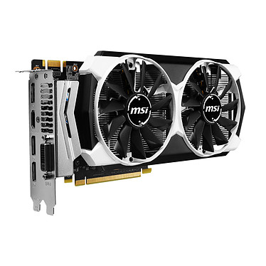 Avis MSI GeForce GTX 960 2GD5T OC