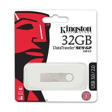 Comprar Kingston DataTraveler SE9 G2 32 GB Metal