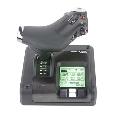 Avis Logitech G Saitek X52 Pro Flight Control System