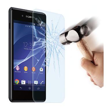Muvit Film Verre Trempé pour Sony Xperia E3 Protection en verre trempé pour Sony Xperia E3