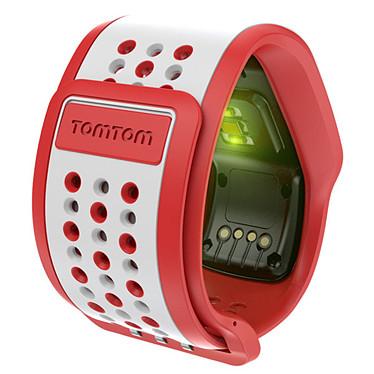 Acheter TomTom Runner Cardio Blanc/Rouge