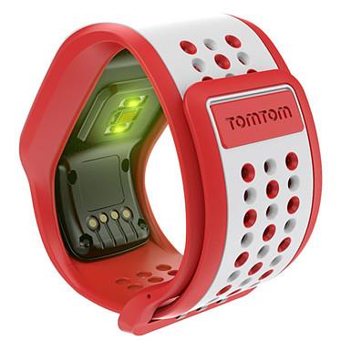Avis TomTom Runner Cardio Blanc/Rouge