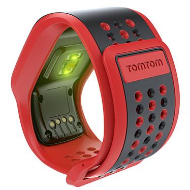 Avis TomTom Runner Cardio Rouge/Noir