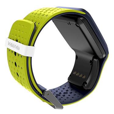 TomTom Runner GPS Bleu foncé / Vert  pas cher
