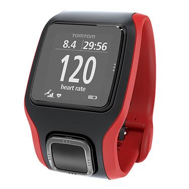 TomTom Multi-Sport Cardio Rouge/Noir