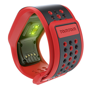 Acheter TomTom Multi-Sport Cardio Rouge/Noir + HRMC + CSS + AM