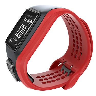 Avis TomTom Multi-Sport Cardio Rouge/Noir + HRMC + CSS + AM
