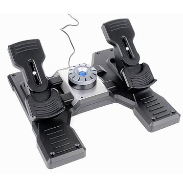 Logitech G Saitek Pro Flight Rudder Pedals pas cher