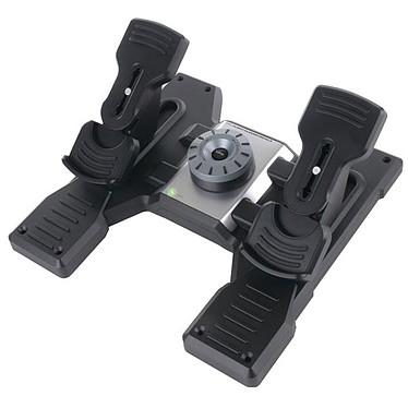 Avis Logitech G Saitek Pro Flight Rudder Pedals