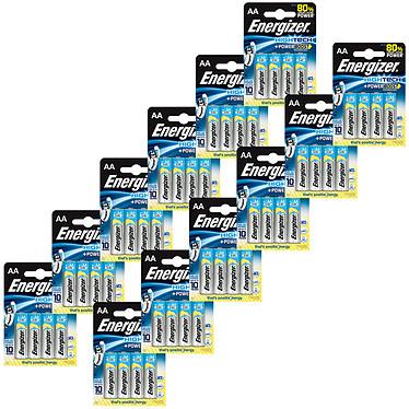 Energizer HighTech PowerBoost AA (par 48) Pack de 48 piles alcalines AA (LR6) à hautes performances