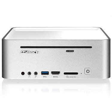ASRock Vision X 421D Blanc Intel Core i5-4210M 8 Go SSD 128 Go + HDD 1 To AMD Radeon R9 M270X Graveur DVD Wi-Fi AC (sans écran)