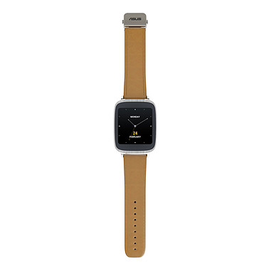 Asus ZenWatch Argent/Or pas cher