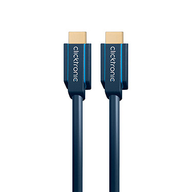 Acheter Clicktronic câble High Speed HDMI with Ethernet (2 mètres)