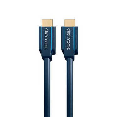 Comprar Clicktronic Cable High Speed HDMI con Ethernet (7,5 metros)