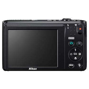 Nikon Coolpix S3700 Noir  pas cher