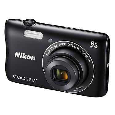 Avis Nikon Coolpix S3700 Noir