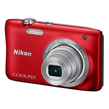 Avis Nikon Coolpix S2900 Rouge