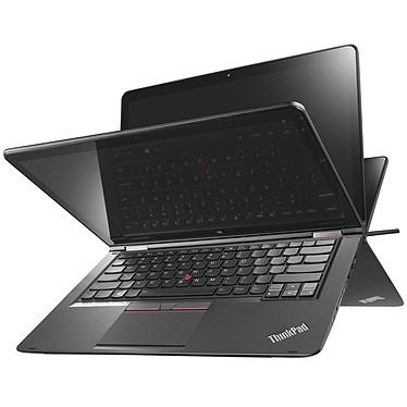 "Lenovo ThinkPad Yoga 14 (20DM009LFR) Intel Core i7-5550U 8 Go SSD 512 Go 14"" LED Full HD Tactile NVIDIA GeForce 940M Wi-Fi AC/Bluetooth Webcam Windows 10 Professionnel 64 bits"