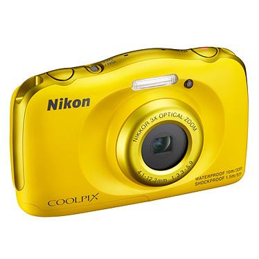 Nikon Coolpix S33 Jaune