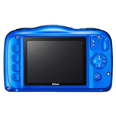 Nikon Coolpix S33 Bleu  pas cher