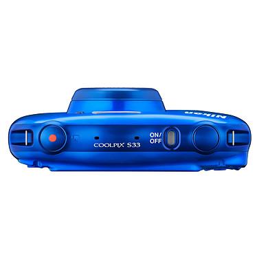 Acheter Nikon Coolpix S33 Bleu
