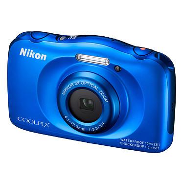 Avis Nikon Coolpix S33 Bleu