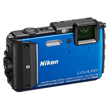 Nikon Coolpix AW130 Bleu