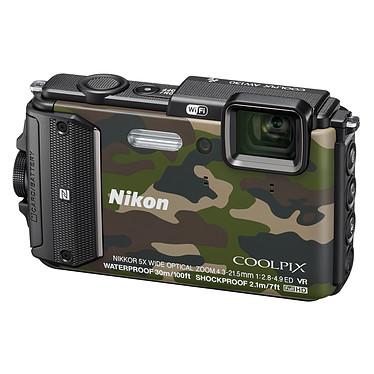Avis Nikon Coolpix AW130 Camouflage