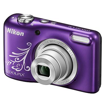Avis Nikon Coolpix L31 Violet Line Art