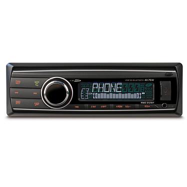 Caliber RMD212BT Autoradio USB/Carte SD/AUX MP3 et Bluetooth A2DP