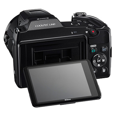 Avis Nikon Coolpix L840 Noir