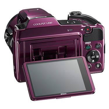 Avis Nikon Coolpix L840 Violet