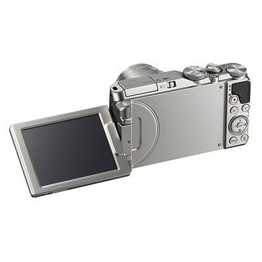 Avis Nikon Coolpix S9900 Argent