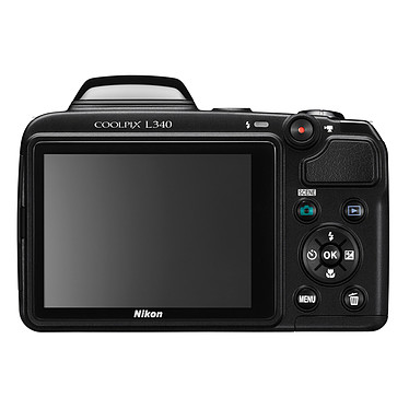 Acheter Nikon Coolpix L340 Noir