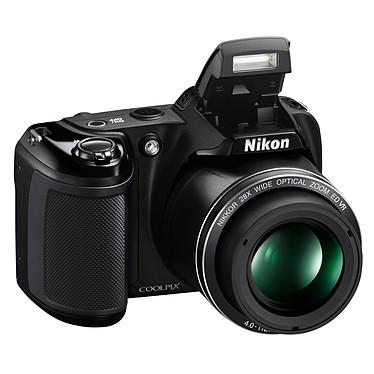 Avis Nikon Coolpix L340 Noir