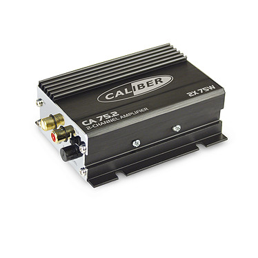 Caliber CA75.2 Amplificateur 150W (2 x 75 W)