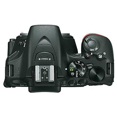 Nikon D5500 + AF-S DX NIKKOR 18-55mm + 55-200mm  pas cher