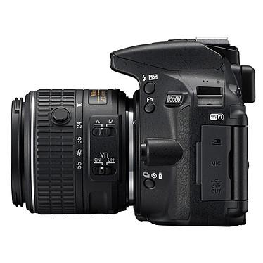 Avis Nikon D5500 + AF-S DX NIKKOR 18-55mm + 55-200mm